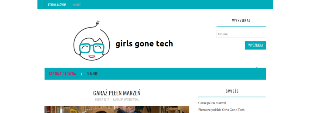 Girls, girls just wanna have fun (and go tech!)